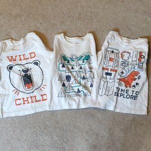 jumping beans Shirts & Tops - Bundle of Jumping Bean shirts